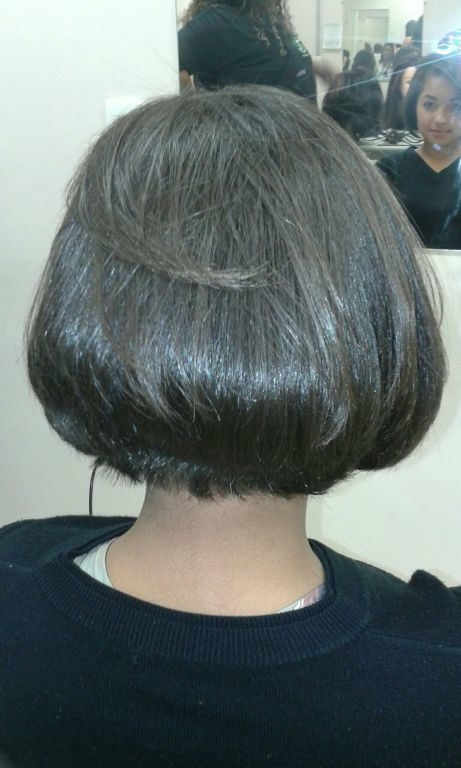 Corte e hidratação a lasers cabelo auxiliar cabeleireiro(a)