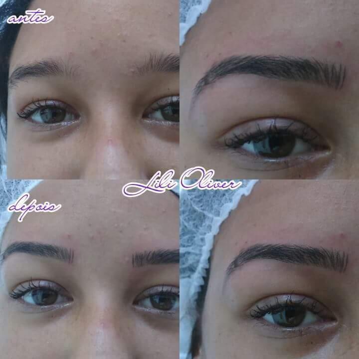 Micropigmentação tebori cabeleireiro(a) micropigmentador(a)
