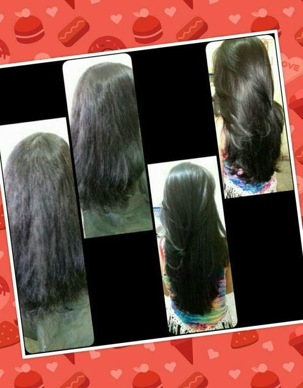 Progressiva e corte cabelo cabeleireiro(a) designer de sobrancelhas maquiador(a)