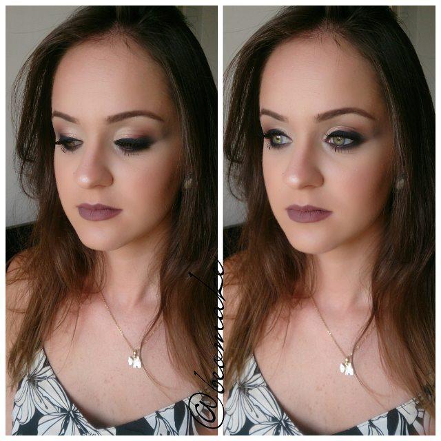 Make social. #makeup #makesocial #pelelinda #amooquefaço maquiador(a) designer de sobrancelhas