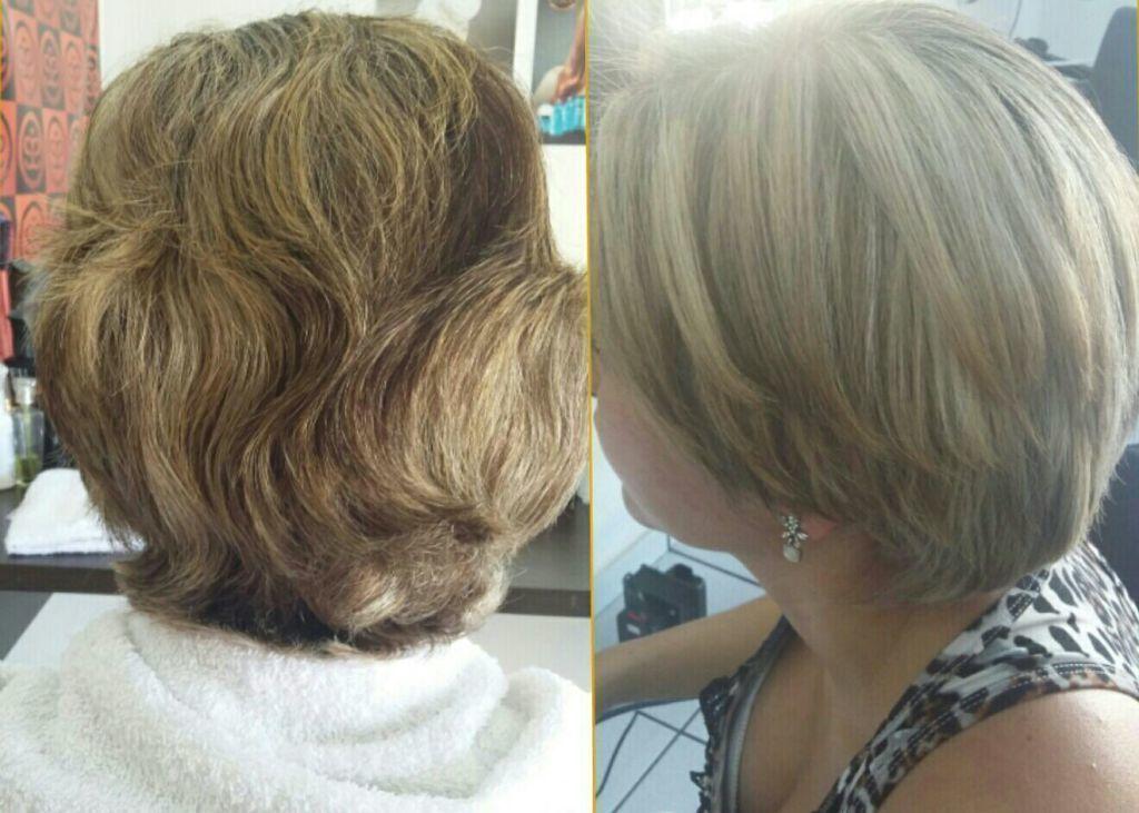 Correção d cor! cabelo cabeleireiro(a) depilador(a) maquiador(a)