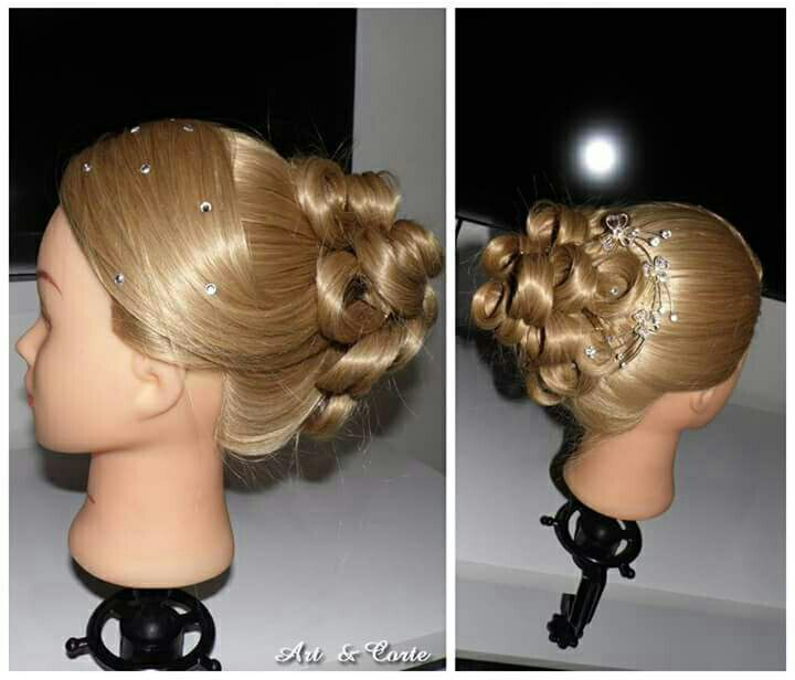 Coque Curly cabelo estudante (cabeleireiro)