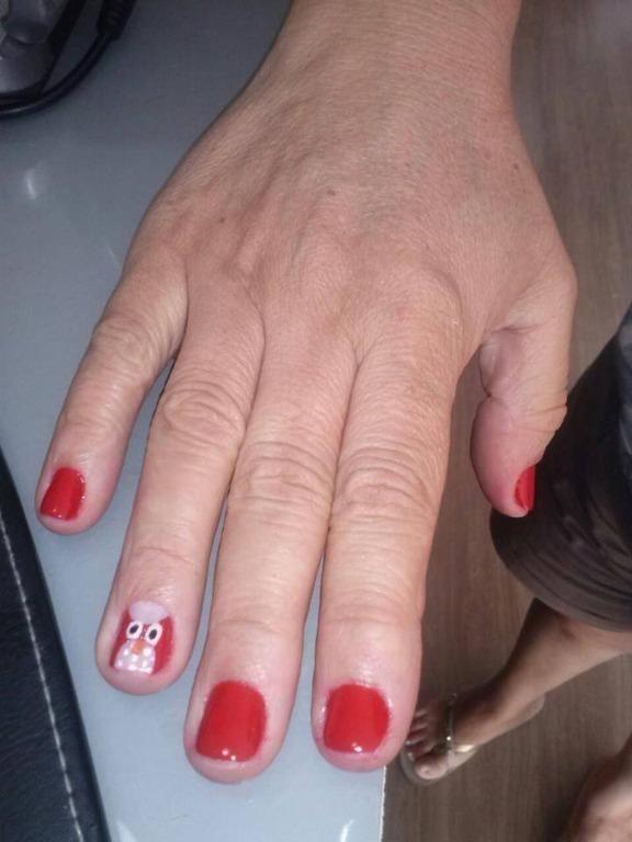manicure e pedicure maquiador(a) designer de sobrancelhas recepcionista gerente