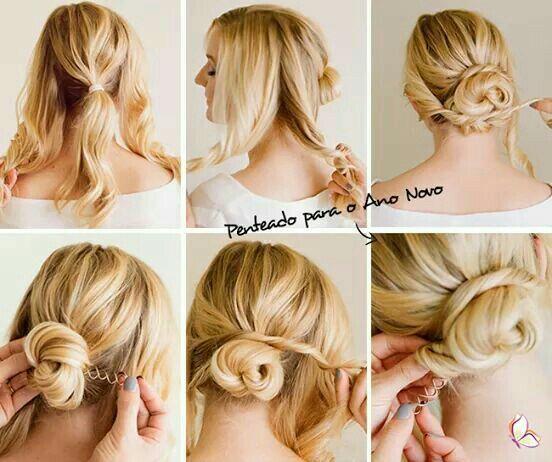 penteado cabelo  cabeleireiro(a) hair style