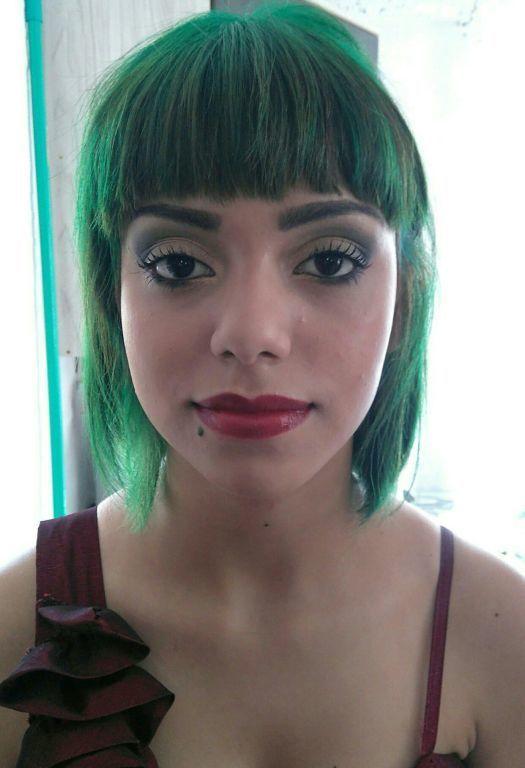 maquiagem esteticista maquiador(a) estudante (cabeleireiro)