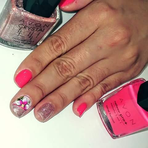 pink unhas  manicure e pedicure massagista