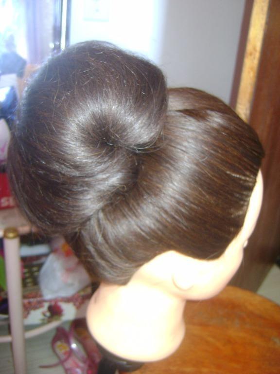 maquiador(a) auxiliar cabeleireiro(a) escovista