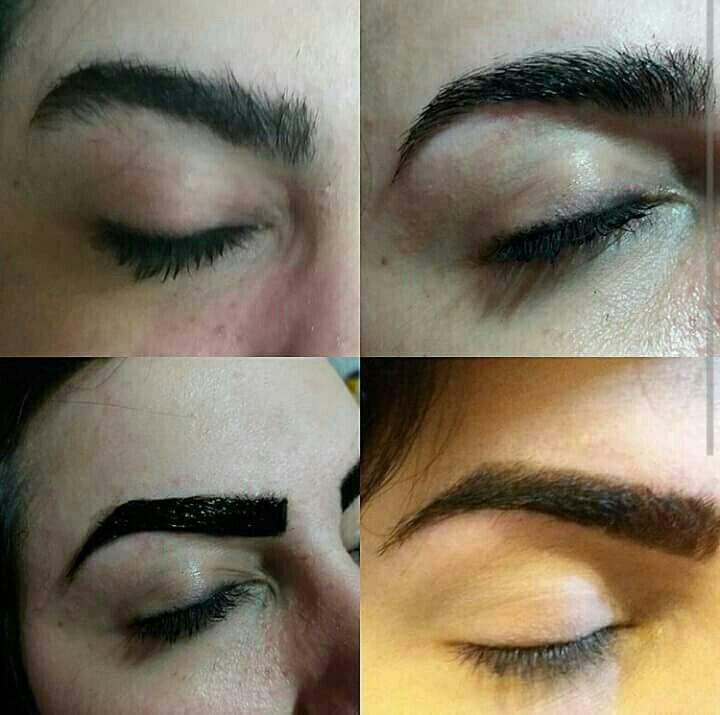 design de sobrancelha estética  maquiador(a) auxiliar cabeleireiro(a) stylist / visagista