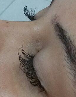 Alongamento de cílios - Técnica Fio à Fio maquiador(a) designer de sobrancelhas esteticista
