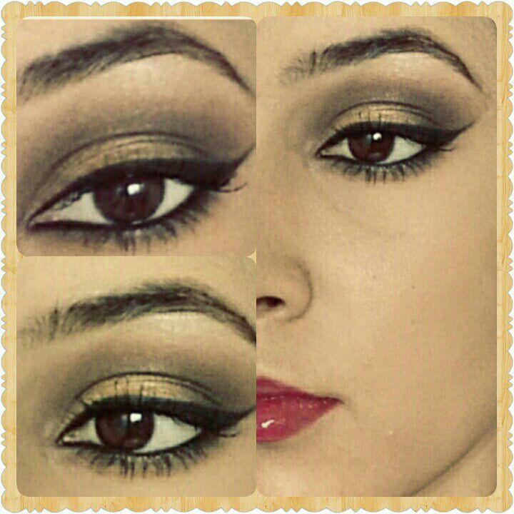 Make de hj!! maquiagem maquiador(a)
