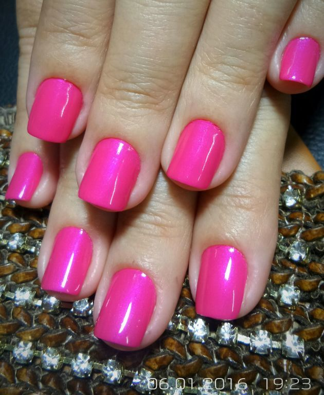 pink nails unhas  manicure e pedicure