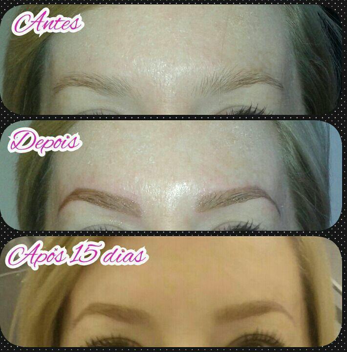 Micropigmentação 3D Efeito super natural !!!! outros estética micropigmentador(a) designer de sobrancelhas depilador(a)
