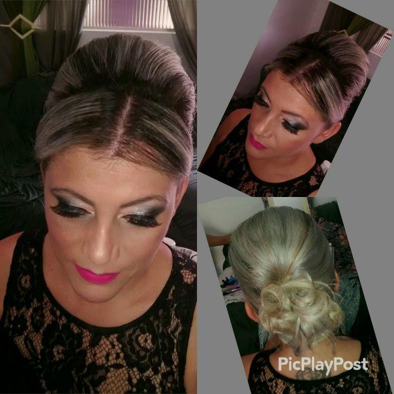 madrinha  cabelo  cabeleireiro(a)