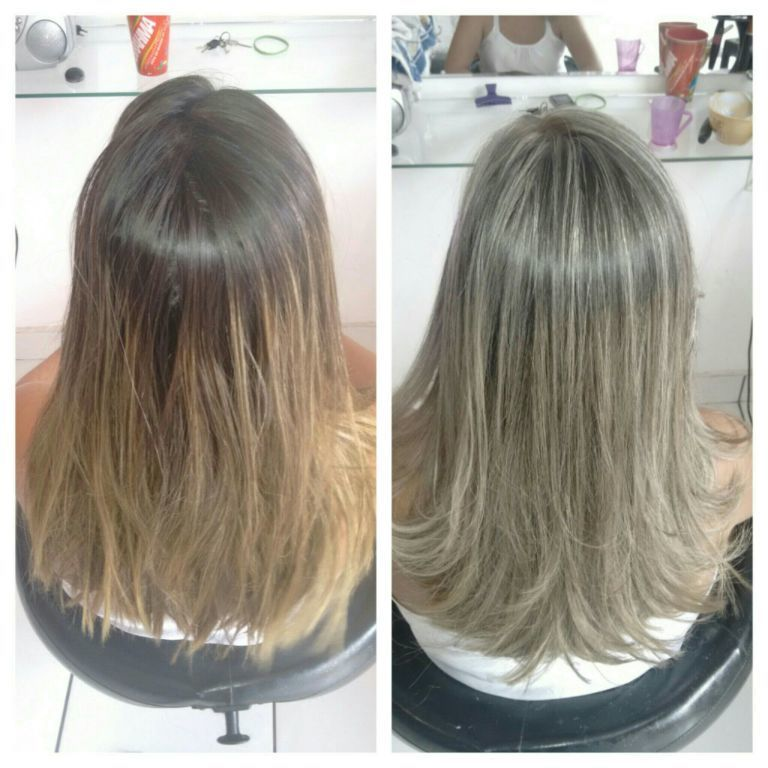 mechas  cabelo  cabeleireiro(a) auxiliar cabeleireiro(a) designer de sobrancelhas estudante (esteticista) auxiliar administrativo