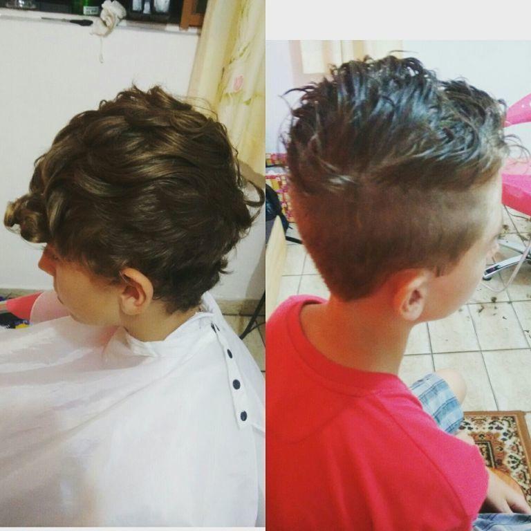 Corte masculino cabelo auxiliar cabeleireiro(a) cabeleireiro(a) recepcionista auxiliar administrativo