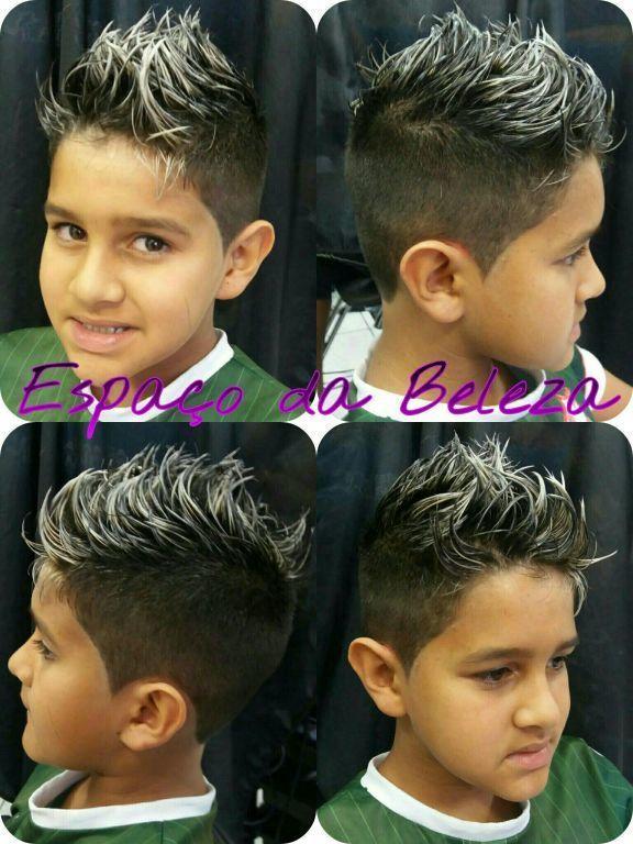 Foto Corte E Luzes Infantil Masculino Corte E Luzes Cbeauty