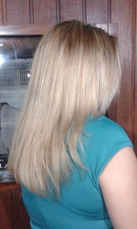 Luzes na touca e matização!  auxiliar cabeleireiro(a) atendente vendedor(a) caixa estudante (designer sobrancelha)