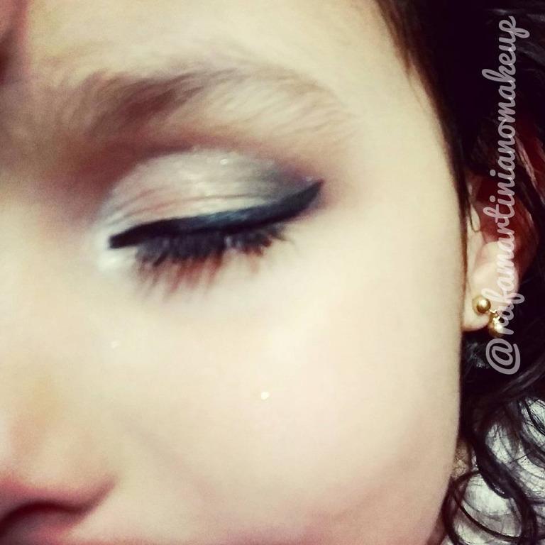 TESTE de maquiagem na minha filha linda #Jú #linda #makenude maquiador(a)