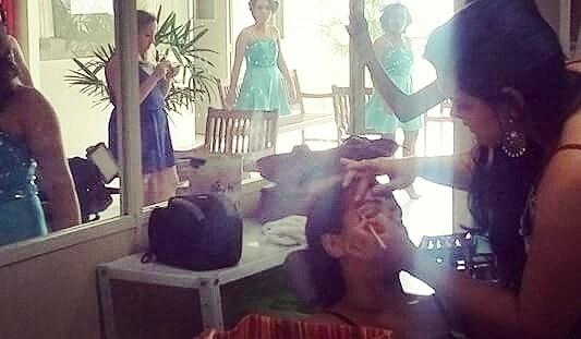 Projeto Debutantes 2015! Ação Beneficente, uma experiência maravilhosa! #ameitermevoluntariado maquiador(a)