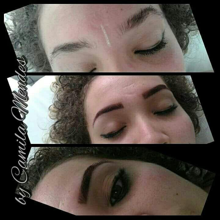 estética designer de sobrancelhas micropigmentador(a) outros