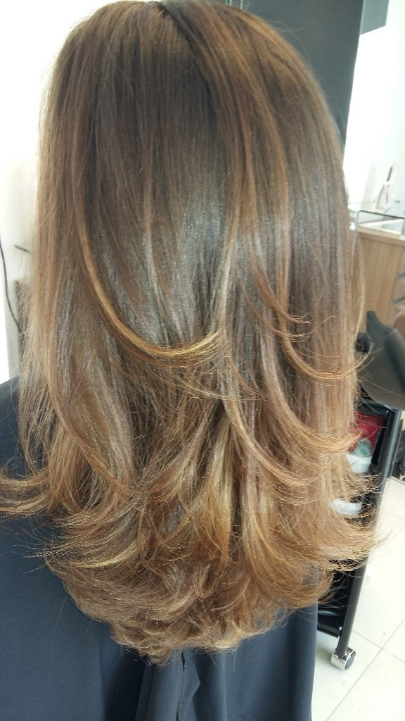 #Morenasiluminadas #isabelcorte cabeleireiro(a)