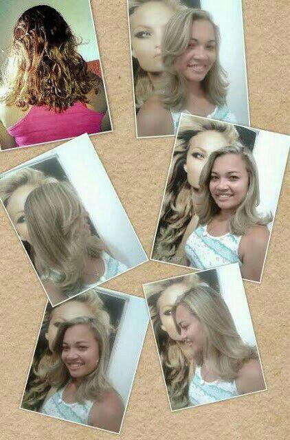 Transformação da minha cliente. Fiz uma correção de cor. cabelo cabeleireiro(a)