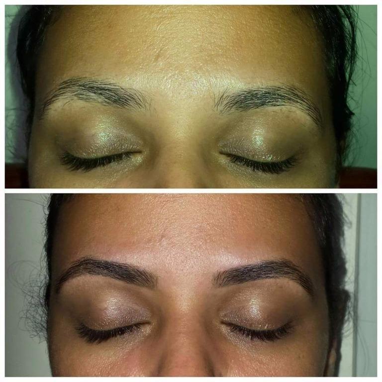 Design com henna #designdesobrancelha maquiador(a) designer de sobrancelhas depilador(a)