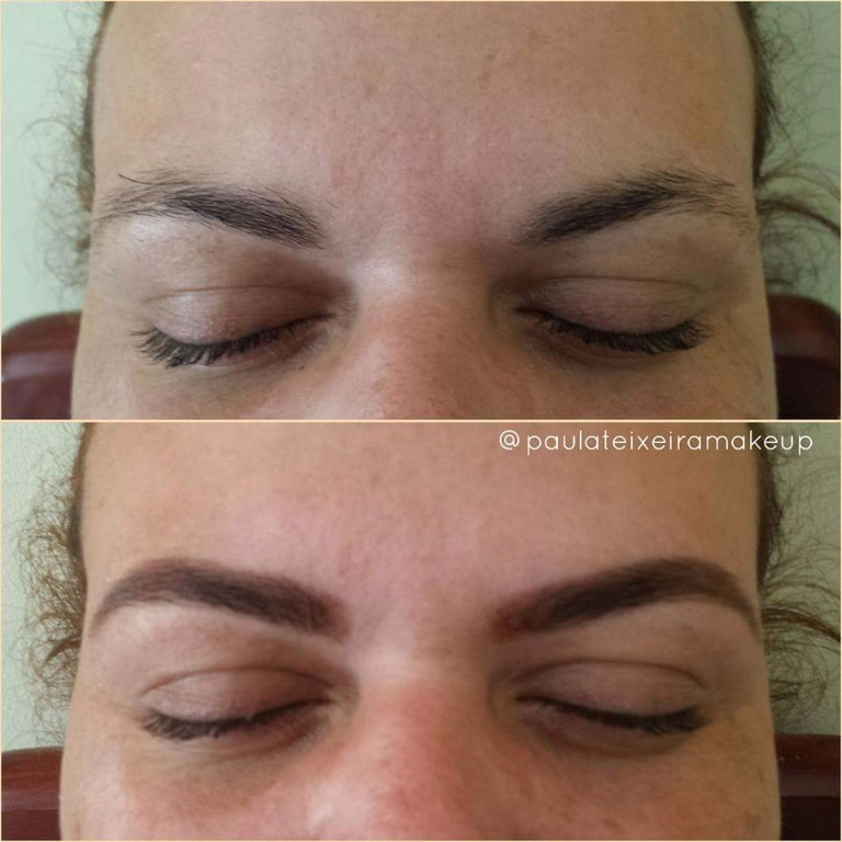 maquiador(a) designer de sobrancelhas depilador(a)