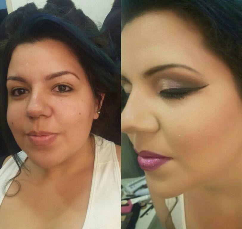 Miss Brasil Plus Size - Etapa  Grande SP maquiador(a)
