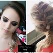#maquiagem #makeup #makeupandhair #penteados #formandas #makeparaformandas #maccosmetics #tranças #muah