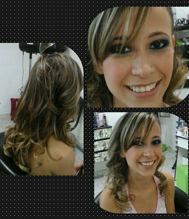 maquiagem cabeleireiro(a) maquiador(a) cabeleireiro(a)