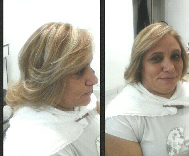 Balayagem cabelo cabeleireiro(a) maquiador(a) cabeleireiro(a)