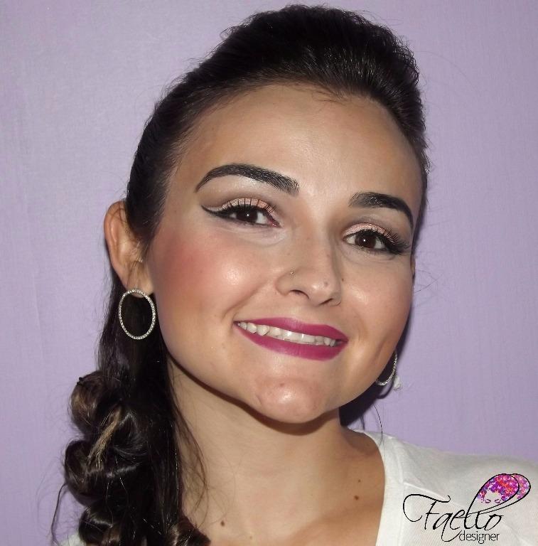 #makeup #make #beautiful #cutcrease #diva #madrinha #faellodesigner micropigmentador(a) designer de sobrancelhas maquiador(a) dermopigmentador(a)