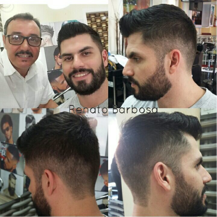 cabelo barbeiro(a) cabeleireiro(a) maquiador(a)