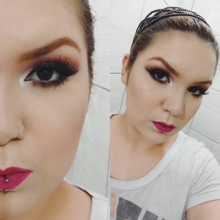#makeup #maquiagem #bocarosa #batommadonna #cutcrease #delineadoperfeito #contorno #iluminação #luzesombra #maquiadora #noiva #madrinha #debutante  maquiador(a)