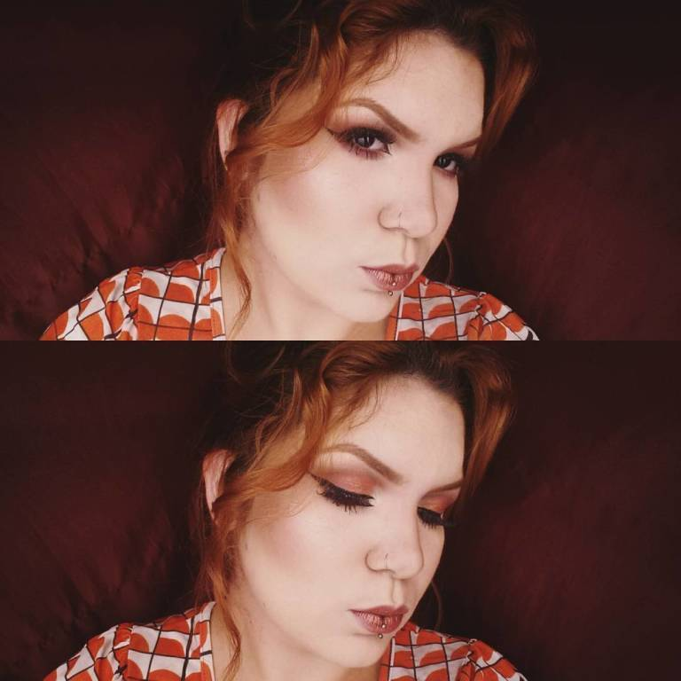 #MAKEUP #beauty #maquiagem #maquiadora #cateye #delineadogatinho #esfumado #maquiagembr #noiva #madrinha #debutante  maquiador(a)