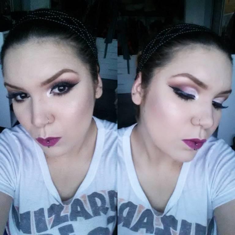 #makeup #maquiagem #casamento #madrinha #noiva #catharinehill #kyolan #revlon #semicutcrease #beauty #beleza maquiador(a)