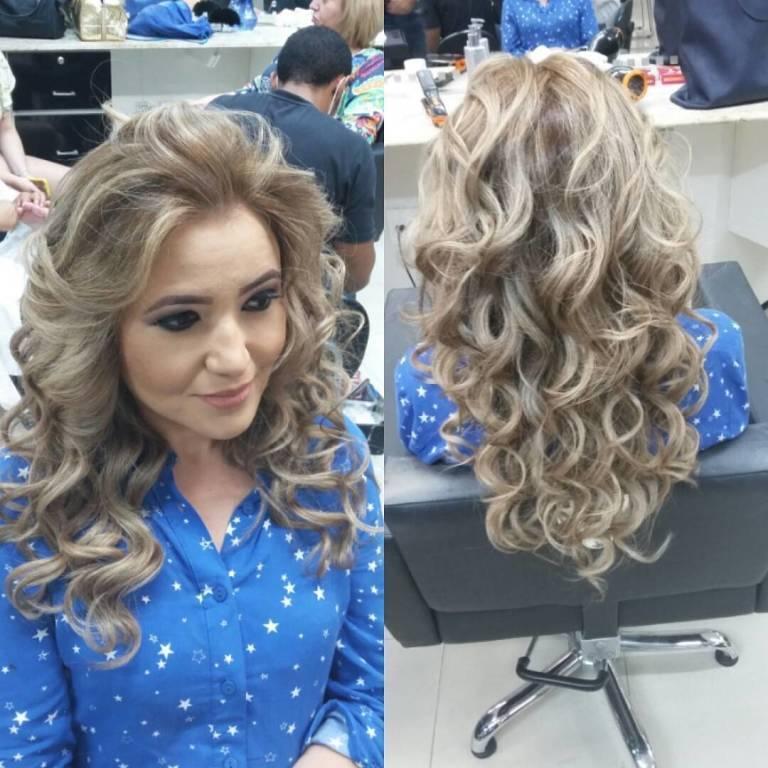 Grande transformação  Cabelo dos sonhos cabeleireiro(a)