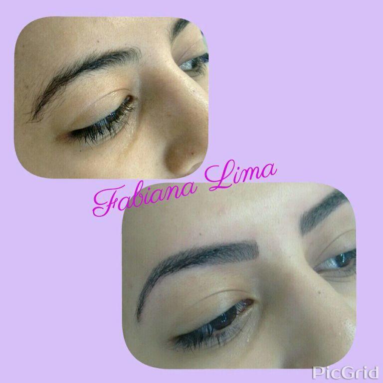 Micropigmentação fio a fio. micropigmentador(a) designer de sobrancelhas maquiador(a)