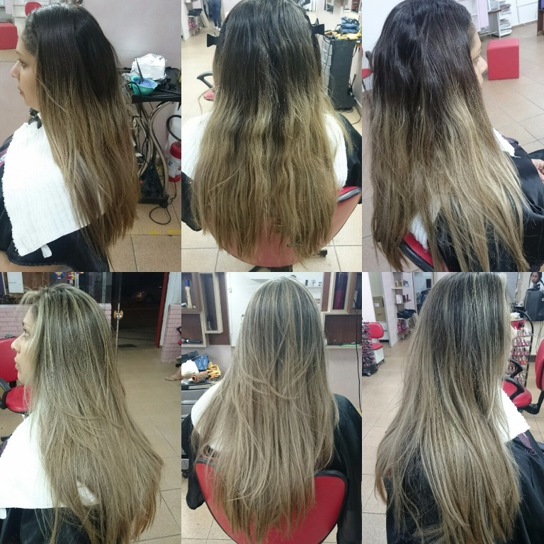 #luzes #ombrehair #ombrehighlights #blonde #hair #loirodossonhos #job #transformation #transformacao #cabelos #cabelosloiros  #loirossaudaveis #loirosdivos #loirosdourados #loirosamanteigados #loirosperolados #loirosplatinados cabelo cabeleireiro(a) maquiador(a) designer de sobrancelhas