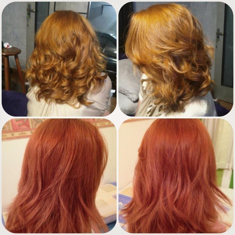 #ginger #gingerhair #gingerhead #hair #colorhair #igora #cabelos #ruivas #cabelosruivos  cabelo cabeleireiro(a) stylist / visagista maquiador(a) designer de sobrancelhas