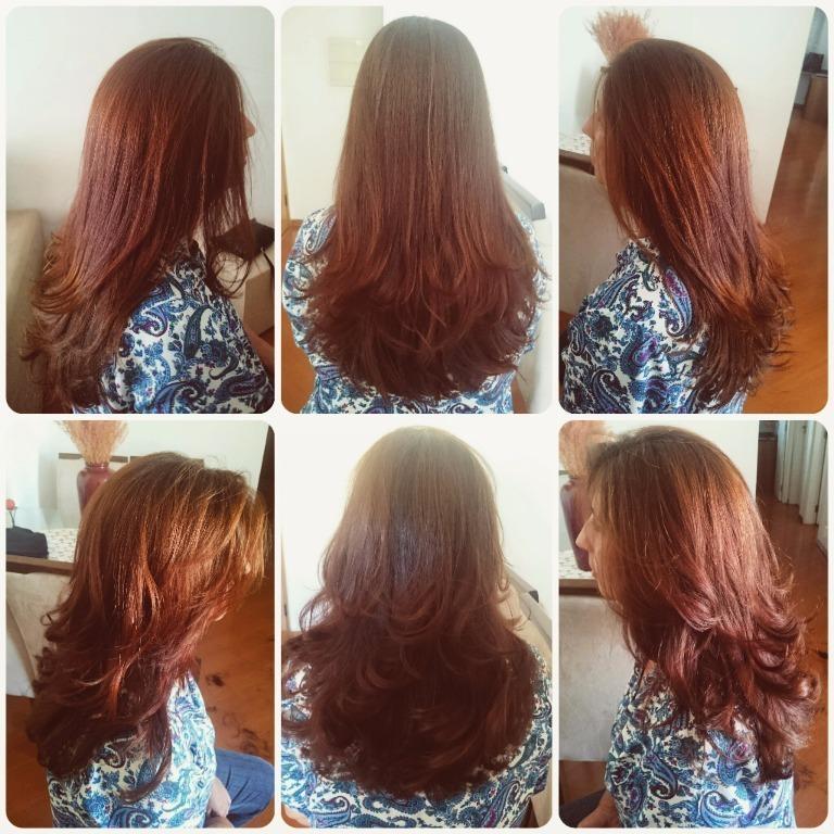 #haircut #hair #cabelos cabelo cabeleireiro(a) stylist / visagista maquiador(a) designer de sobrancelhas