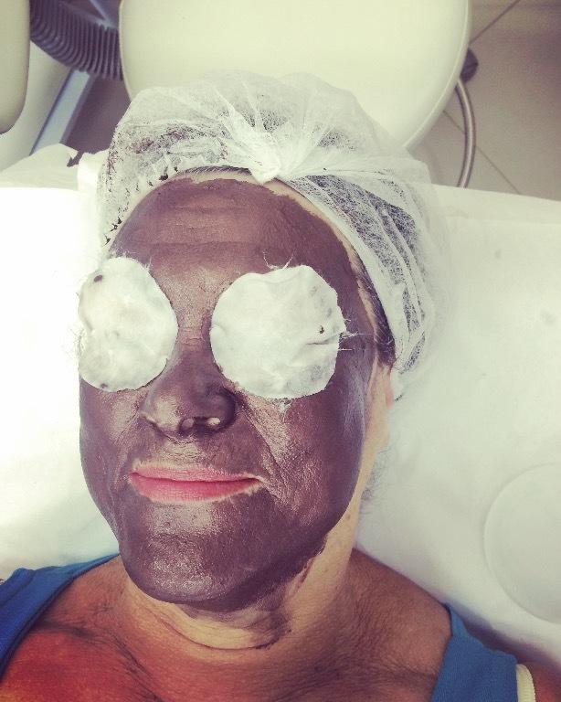 Mascara riquezas do Brasil (pele mais madura ) esteticista