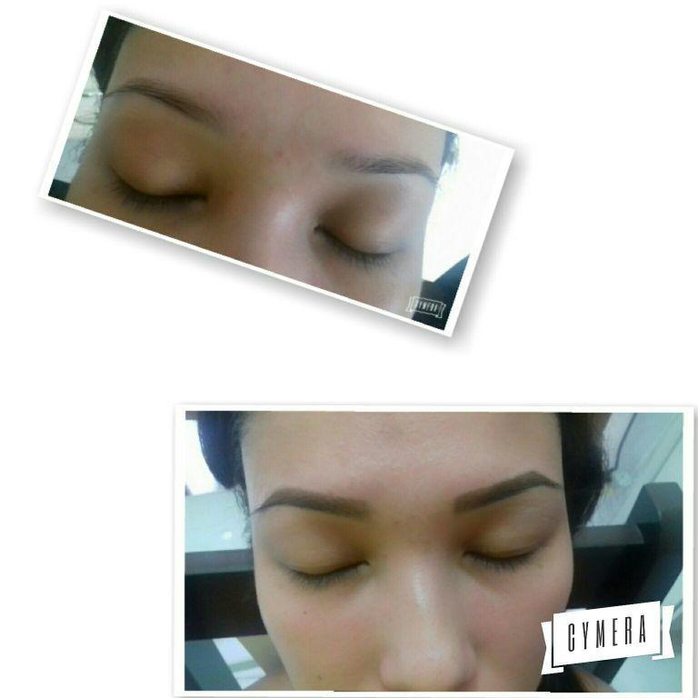 Design de sobrancelhas outros designer de sobrancelhas depilador(a) maquiador(a)