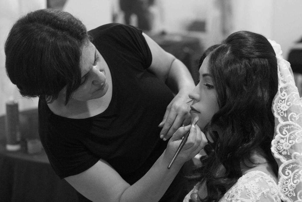 Make hair maquiagem maquiador(a)