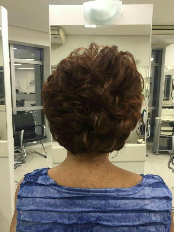 Depois do 1passo, coloração loreal +tratamento escova modelada cabelo auxiliar cabeleireiro(a) cabeleireiro(a)