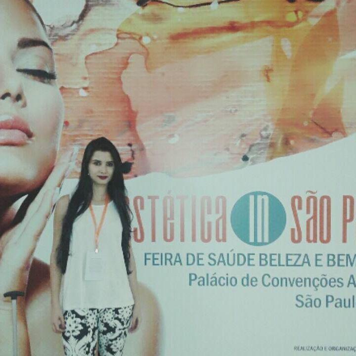 Estética in São Paulo 2016. esteticista recepcionista designer de sobrancelhas maquiador(a)