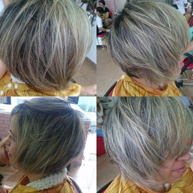 #morenailuminada #luzes #ombrehair #ombrehighlights #canelatostada #blonde #hair #loirodossonhos #job #transformation #transformacao #cabelos #cabelosloiros  #loirossaudaveis #loirosdivos #loirosdourados #loirosamanteigados #loirosperolados #loirosplatinados #haircut #repicado #chanelrepicado #chanel cabelo cabeleireiro(a) stylist / visagista maquiador(a) designer de sobrancelhas