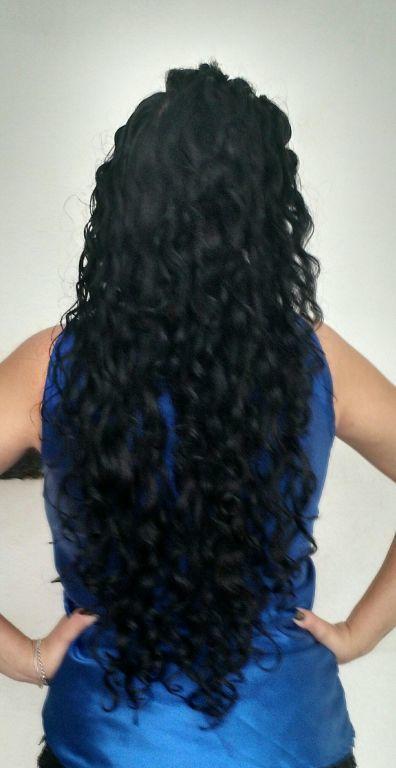 Estou usando óleo de rícino em meu cabelo, e estou adorando o resultado!! cabelo manicure e pedicure