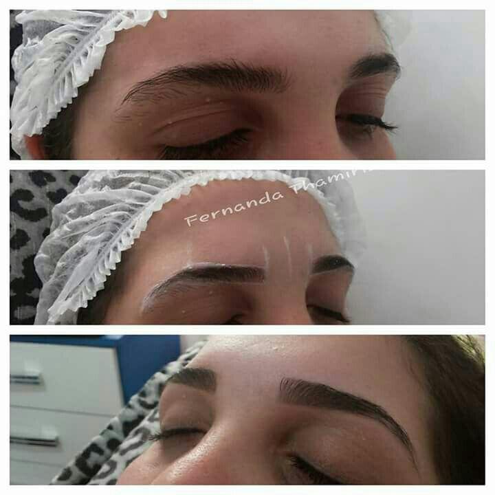 Designer de Sobrancelhas  1 sessão estética manicure e pedicure depilador(a) designer de sobrancelhas